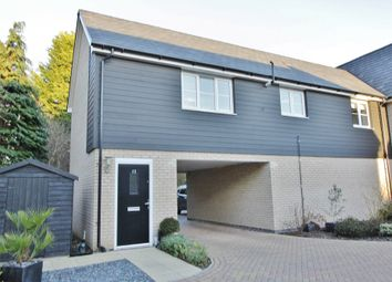 Thumbnail 2 bedroom end terrace house for sale in Racecourse View, Cottenham, Cambridge