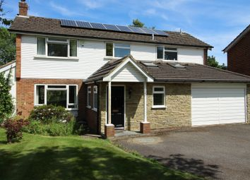 Thumbnail 5 bed detached house for sale in Elmfield, Bookham