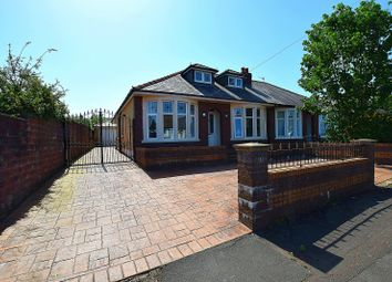 Thumbnail 3 bed semi-detached bungalow for sale in Cae Maen, Heath, Cardiff.