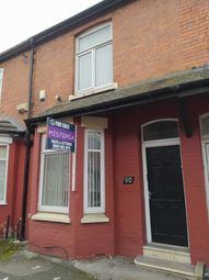 Thumbnail 4 bed terraced house for sale in Mildred Street, Manchester