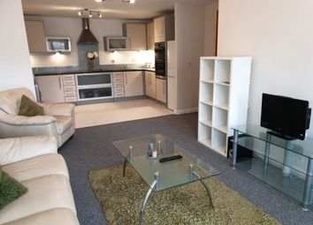 Thumbnail 2 bed flat to rent in St Catherines Court, Marina, Swansea.