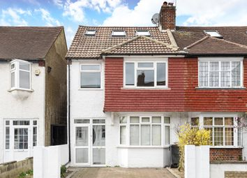 Thumbnail 4 bed end terrace house for sale in Kimberley Road, Croydon