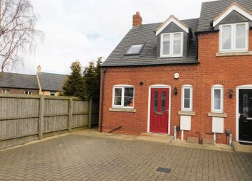 Thumbnail 2 bed terraced house for sale in Morini Court, Ellistown, Coalville