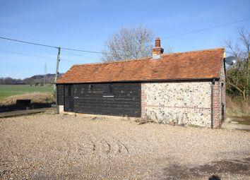 Thumbnail 1 bed barn conversion to rent in Lee Road, Saunderton Lee, Princes Risborough