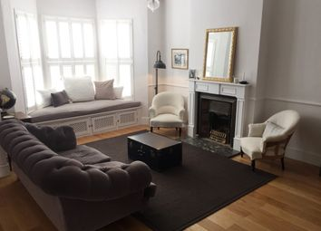 Thumbnail 3 bed terraced house to rent in Camborne Road, London