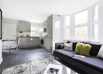 Thumbnail 1 bed flat for sale in Victoria Way, London