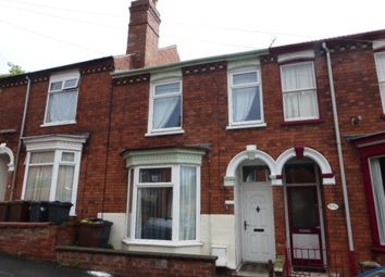 Thumbnail 3 bed terraced house to rent in Claremont Street, Lincoln