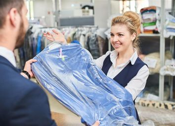 Thumbnail Retail premises for sale in Dry Cleaners SK10, Cheshire East