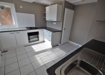 Thumbnail 2 bed flat for sale in Launceston Road, Wigston