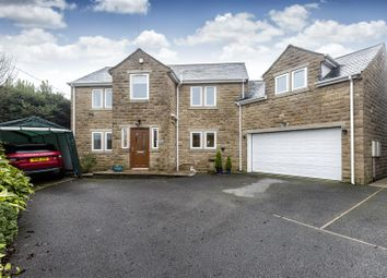Thumbnail 5 bed detached house for sale in Bradford Road, Gomersal, Cleckheaton