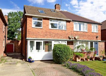 Thumbnail 4 bed semi-detached house for sale in Priory Road, Hassocks, West Sussex