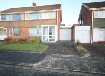 3 bed semi-detached house for sale in Barbondale Lonnen, Newcastle Upon Tyne NE5