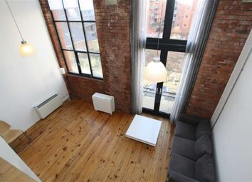 Thumbnail 1 bed flat for sale in Hulme Hall Road, Manchester
