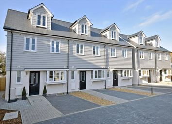 Thumbnail 3 bed end terrace house for sale in Ockley Road, Bognor Regis, West Sussex
