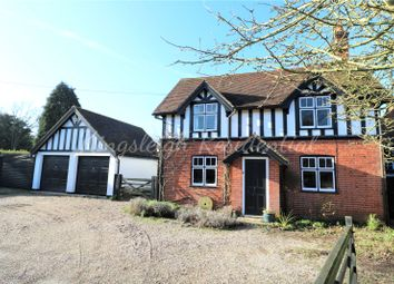 Thumbnail 4 bed detached house for sale in Grove Road, Bentley, Ipswich, Suffolk