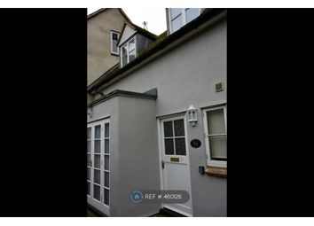 Thumbnail 1 bed terraced house to rent in West Street, Buckingham