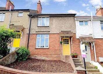 Thumbnail 2 bed terraced house for sale in Coombe Road, Brighton, East Sussex