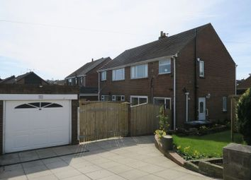 Thumbnail 3 bed semi-detached house for sale in Kingsway, Drighlington, Bradford