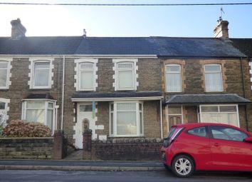 Thumbnail 3 bed terraced house for sale in 137 Cimla Road, Cimla, Neath .
