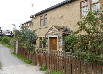 Thumbnail 3 bed detached house to rent in Gallows Bridge Cottage, View Croft Road, Shipley