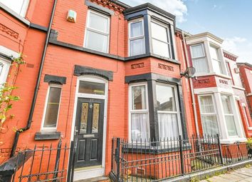 Thumbnail 3 bed terraced house for sale in St. Michaels Church Road, Liverpool