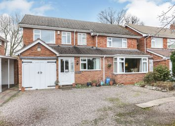 4 bed detached house for sale in Ashleigh Crescent, Wheaton Aston, Stafford ST19