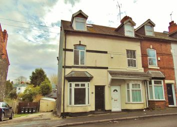 Thumbnail 2 bed end terrace house for sale in Coldbath Road, Moseley, Birmingham