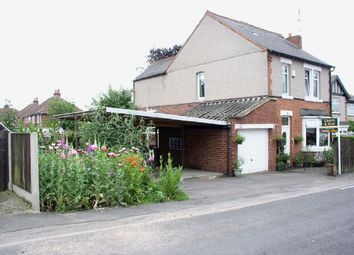 Thumbnail 4 bedroom detached house for sale in Downing Street, South Normanton, Alfreton
