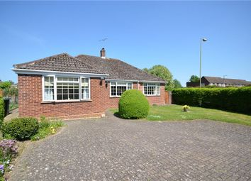 Thumbnail 4 bed detached bungalow for sale in Buckland Avenue, Basingstoke, Hampshire