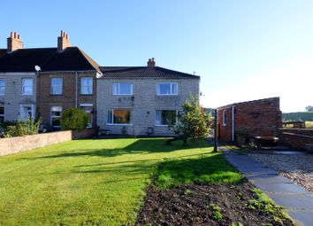 Thumbnail 3 bed end terrace house for sale in Park Row, Louth