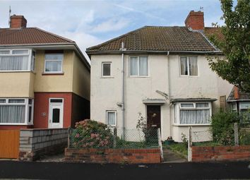 Thumbnail 3 bed end terrace house for sale in Poole Street, Avonmouth, Bristol