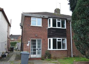 Thumbnail 3 bed semi-detached house to rent in Broadmoor Close, Bilston