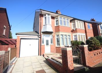 Thumbnail 3 bed semi-detached house for sale in Ingleway Avenue, Blackpool