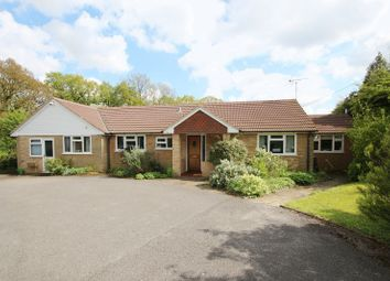 Thumbnail 3 bed detached bungalow for sale in Lynwick Street, Rudgwick, Horsham