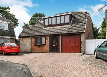 Thumbnail 3 bed detached house for sale in Oadby Rise, Sunnyhill, Derby
