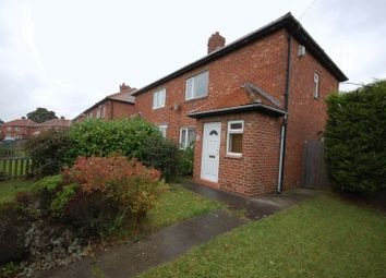 Thumbnail 2 bed semi-detached house for sale in Clousden Drive, Forest Hall, Newcastle Upon Tyne