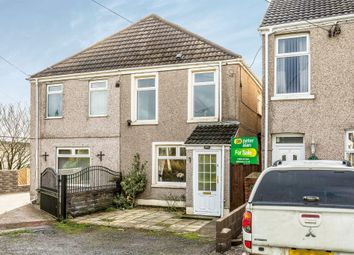 Thumbnail 3 bed semi-detached house for sale in Pant Hirwaun, Heol-Y-Cyw, Bridgend