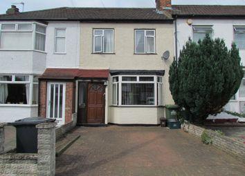 Thumbnail 3 bed terraced house for sale in Lambton Avenue, Waltham Cross