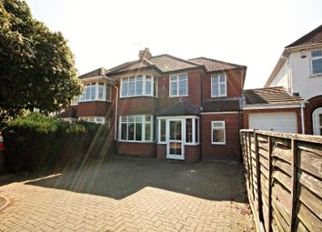 Thumbnail 4 bed semi-detached house for sale in Kenpas Highway, Coventry