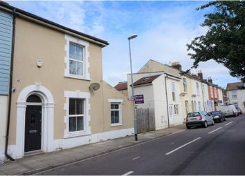Thumbnail 1 bed end terrace house for sale in Cleveland Road, Southsea