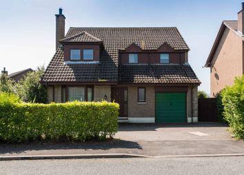Thumbnail 4 bed detached house for sale in Kirkton Park, Daviot, Inverurie, Aberdeenshire