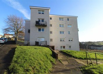 Thumbnail 2 bed flat for sale in Gavins Road, Hardgate, Clydebank