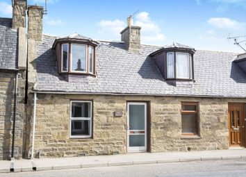Thumbnail 2 bedroom terraced house for sale in Moss Street, Keith, Moray