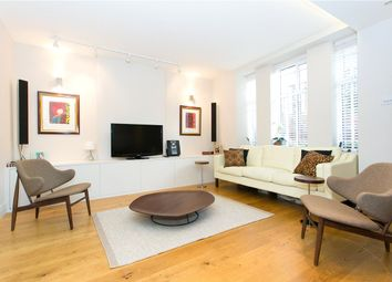 Thumbnail 2 bed flat for sale in Leonard Court, Edwardes Square, Kensington, London