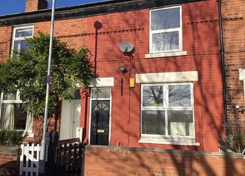 Thumbnail 2 bedroom terraced house for sale in Manor Road, Levenshulme, Manchester