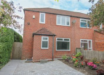Thumbnail 3 bed semi-detached house for sale in Tinshill Crescent, Leeds