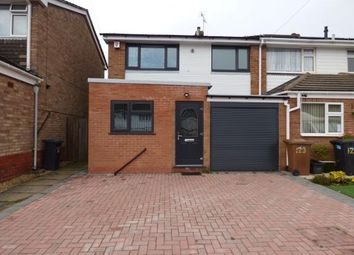 3 bed end terrace house for sale in Langley Hall Road, Olton, Solihull, West Midlands B92