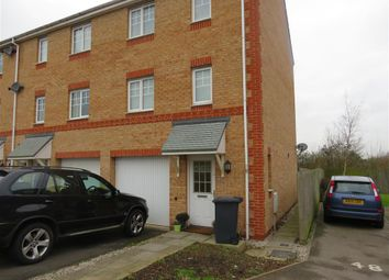 Thumbnail 3 bed town house to rent in Izod Road, Rugby