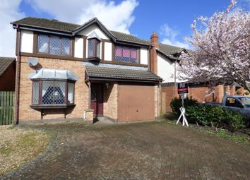 Thumbnail 4 bed detached house for sale in Hyndburn Close, Morecambe