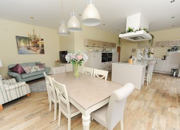 Thumbnail 4 bed detached house for sale in Rectory Road, Duckmanton, Chesterfield